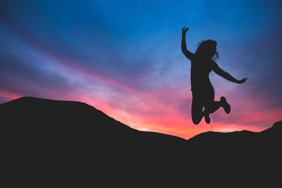 Jumping for Joy Package Delaware Health Coach | It is Well Coaching